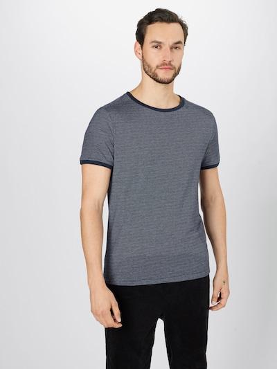ABOUT YOU Koszulka 'Marlo Shirt' w kolorze ciemny niebieskim: Widok z przodu