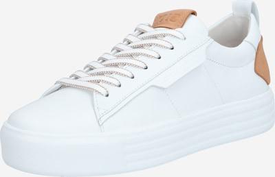 Kennel & Schmenger Sneaker 'Up' in hellbraun / offwhite, Produktansicht