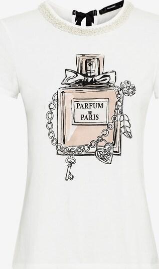 HALLHUBER T-Shirt in weiß, Produktansicht
