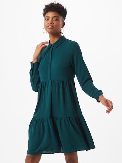JACQUELINE de YONG Košilové šaty 'Piper' - petrolejová, Model/ka