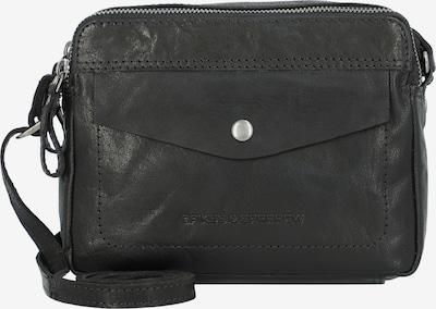 Spikes & Sparrow Umhängetasche 'Bronco' in schwarz, Produktansicht
