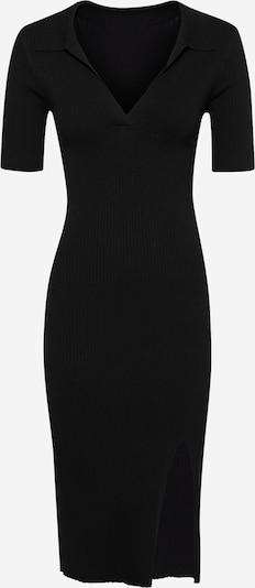 Neo Noir Robes en maille 'Tine' en noir, Vue avec produit