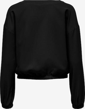 ONLY Shirt 'MILEY' in Schwarz