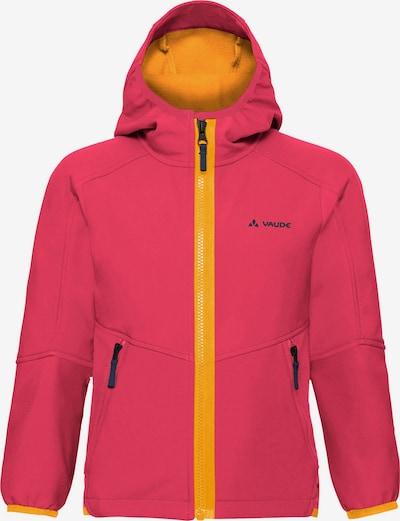 VAUDE Jacke 'Rondane III' in orange / pink / schwarz, Produktansicht