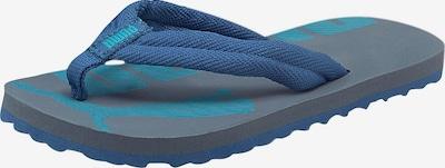 PUMA Chaussures ouvertes 'EPIC' en bleu foncé / anthracite / jade, Vue avec produit
