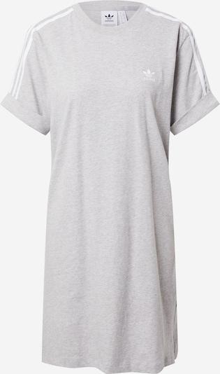 ADIDAS ORIGINALS Šaty - šedá / bílá, Produkt