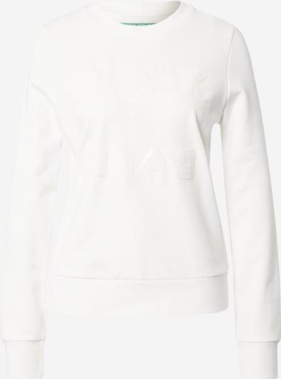 UNITED COLORS OF BENETTON Bluzka sportowa w kolorze białym, Podgląd produktu