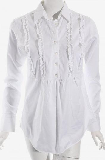 Umani Long-Bluse in S in weiß, Produktansicht