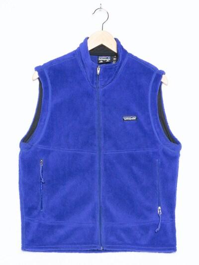 PATAGONIA Weste in M in neonblau, Produktansicht