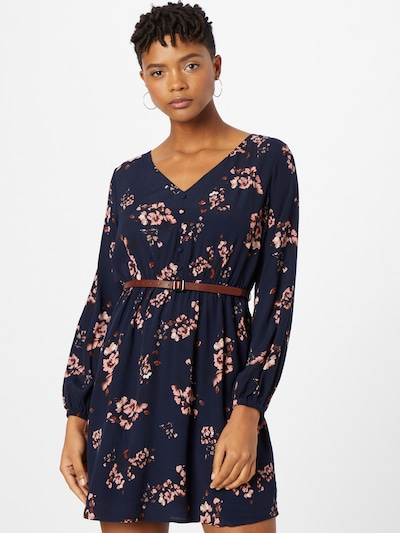 ABOUT YOU Kleid 'Penny' in mischfarben, Modelansicht