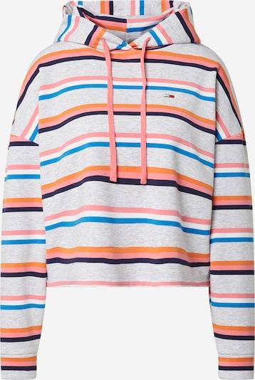 Tommy Jeans Sweatshirt in graumeliert / mischfarben, Produktansicht