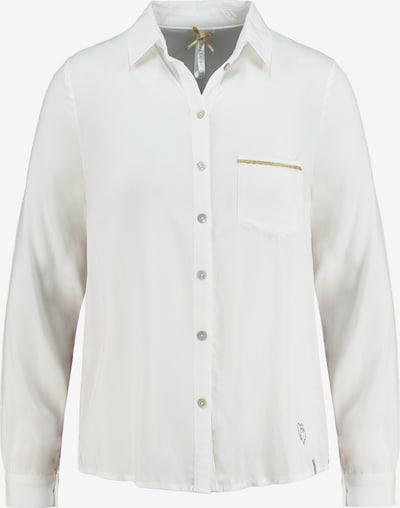 Key Largo Freizeitbluse 'NILAY' in weiß, Produktansicht