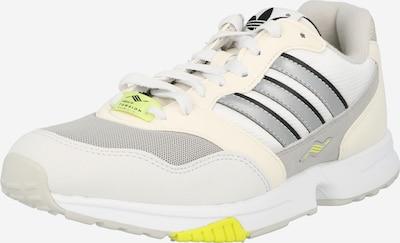 ADIDAS ORIGINALS Sneaker low 'ZX 1000' i creme / sort / sølv / hvid, Produktvisning