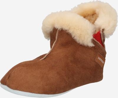konyak SHEPHERD OF SWEDEN Házi cipő 'Mariette', Termék nézet