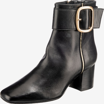 GERRY WEBER Stiefelette in schwarz, Produktansicht
