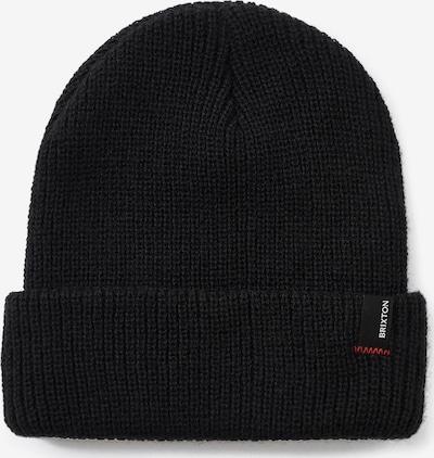 Brixton Mütze 'HEIST' in schwarz, Produktansicht