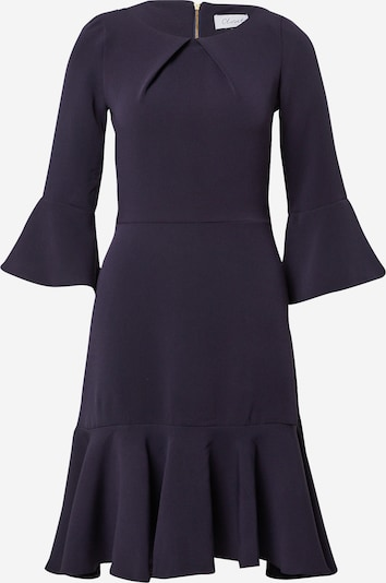 Closet London Kleid in navy, Produktansicht