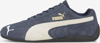 PUMA Sneakers laag 'SpeedCat LS' in de kleur Nachtblauw / Goud / Wit, Productweergave