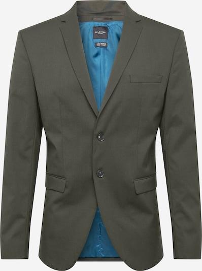 SELECTED HOMME Veste de costume 'LOGAN' en vert foncé, Vue avec produit