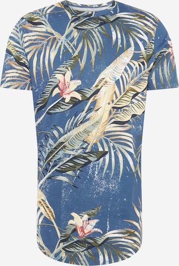 Maglietta 'Pop' JACK & JONES di colore navy / colori misti, Visualizzazione prodotti