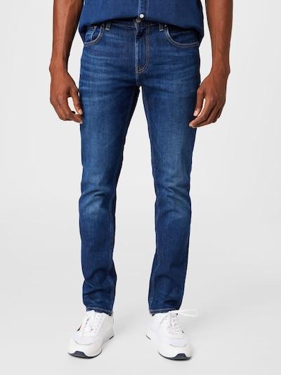 TOMMY HILFIGER Jeans 'DENTON' in blue denim, Modelansicht