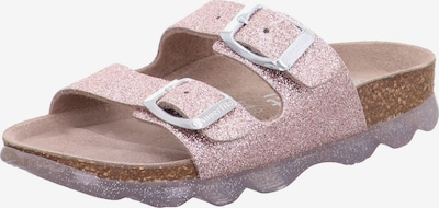 SUPERFIT Sandales gaiši rozā, Preces skats