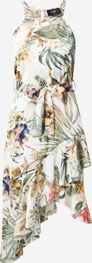AX Paris Kleid in creme / mischfarben, Produktansicht