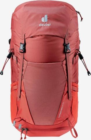 DEUTER Sportrucksack 'Futura Pro ' in Rot
