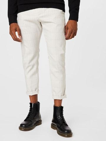 Cotton On Bukse 'Oxford' i grå