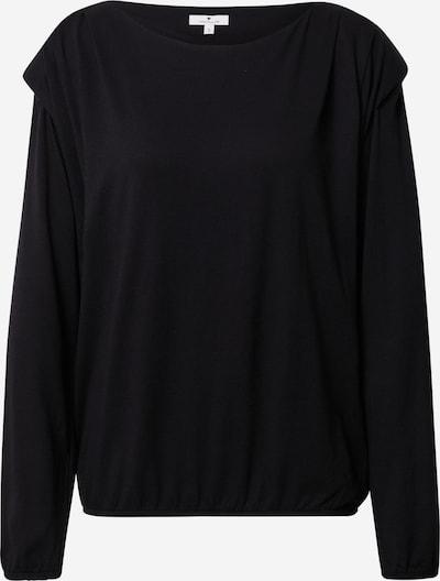 TOM TAILOR Tričko - čierna, Produkt