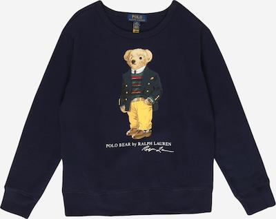 Polo Ralph Lauren Sweatshirt en blau / mischfarben, Vue avec produit