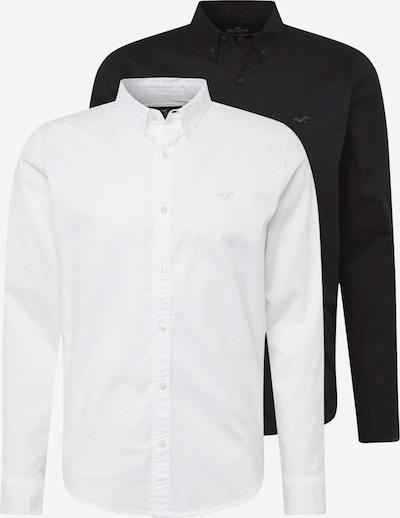 HOLLISTER Koszula w kolorze czarny / białym, Podgląd produktu