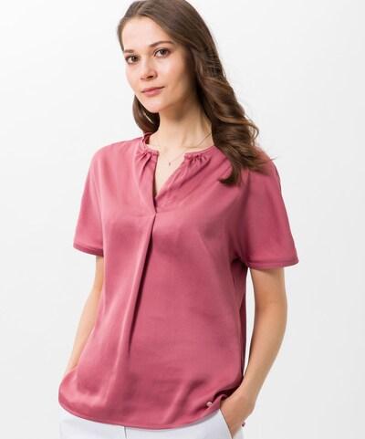 BRAX Bluse 'Caelen' in rot, Modelansicht