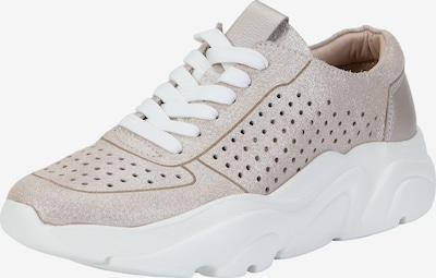 Ekonika Sneaker in beige, Produktansicht