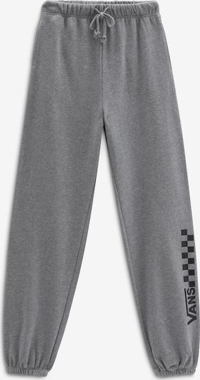 Pantaloni VANS pe gri / negru, Vizualizare produs