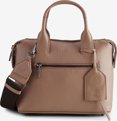 MARKBERG Handtasche in hellbraun, Produktansicht