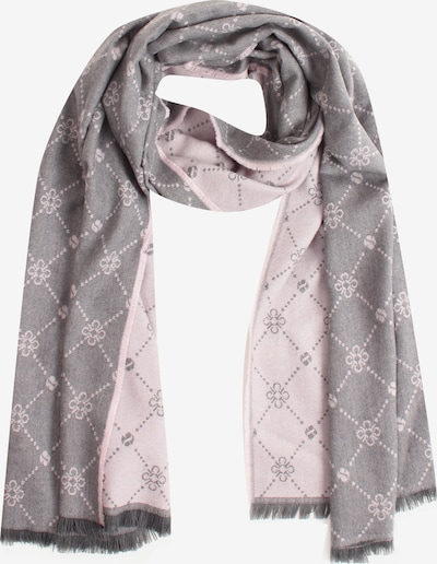 SAMAYA Scarf in Grey / Pink, Item view