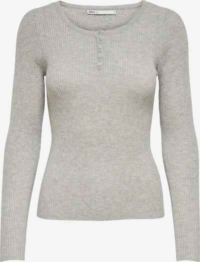 ONLY Shirt 'Jill' in graumeliert, Produktansicht