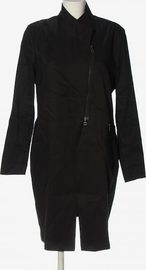 sarah pacini Übergangsmantel in L in schwarz, Produktansicht