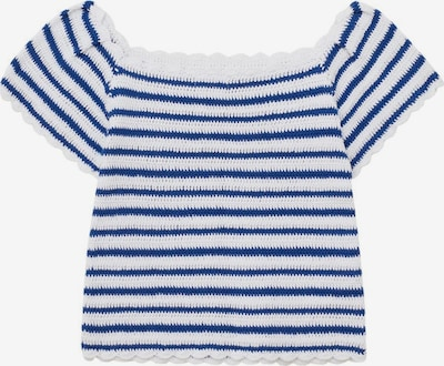 MANGO KIDS Top 'Betty' in blau / weiß, Produktansicht