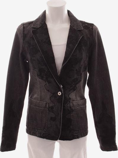 Marc Cain Jeansblazer in S in schwarz, Produktansicht