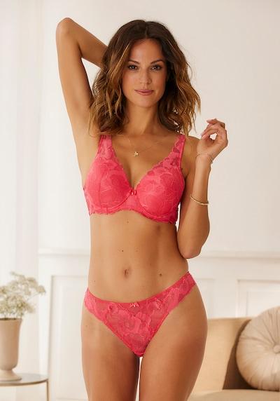 LASCANA String en rose, Vue avec produit
