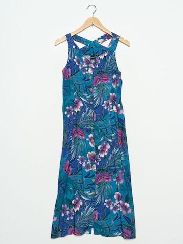 Erika Dress in L in Blue