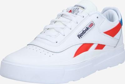 Sportbačiai be auliuko iš Reebok Classic , spalva - mėlyna / raudona / balta, Prekių apžvalga