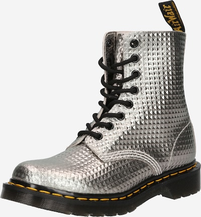 Dr. Martens Stiefelette 'Pascal' in silber, Produktansicht