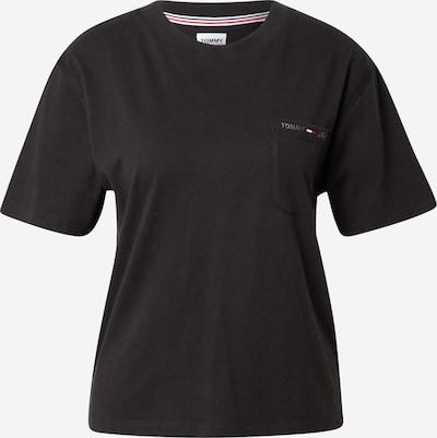 Tommy Jeans T-Shirt in schwarz, Produktansicht