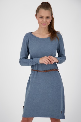 Alife and Kickin Dress 'Elli' in Blue