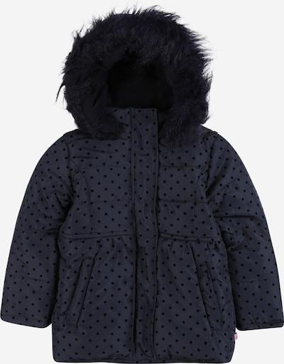 LEMON BERET Jacke in dunkelblau / schwarz, Produktansicht