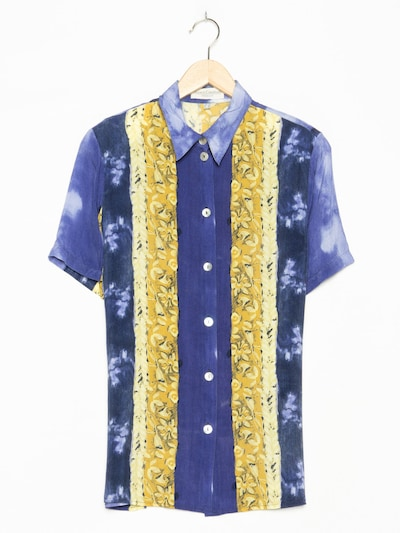 Franco Callegari Crazy Hemd in XL in blau, Produktansicht
