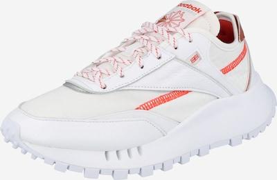Reebok Classic Zemie brīvā laika apavi sarkans / balts, Preces skats